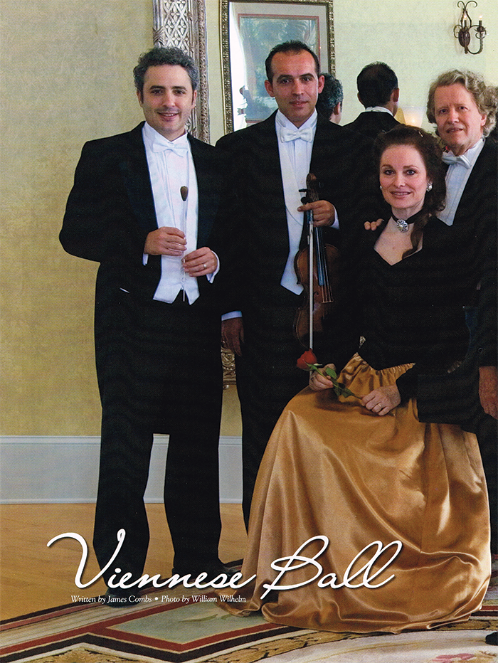 01.2007_ LaViance Mansion_ FLorida Lakes Symphony Orchestra Viennese Ball Article-1